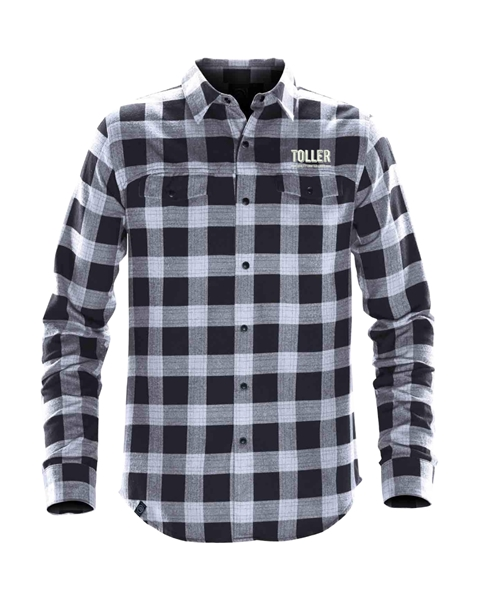 Picture of Spindrift Toller Plaid Shirt